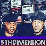 5th Dimension - Nov 2017 - Groove On DP & J