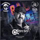 2017.04.16. - CSIBÉSZEK (guest NewL) - BadGirlz, Budapest - Monday