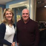 Jackie Chats With Joe Kerrigan About Spring. Interview Special on UCB Ireland.