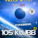 "Guest Mix StoneBridge "" Wlady & T.N.Y. On Air 005 """