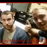 The Saturday Morning Cure with Smurphy featuring Stuttters and Sam Keating, 05/09/2015