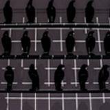 Audio work Bull - Raven, exhibition The Chain by Simonida Rajčević
