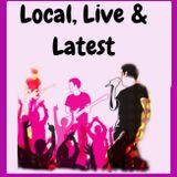 Local, Live & Latest with Pig-man and the Rubber band