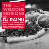 DJ Raimu @ The Welcome Sessions Futon Llit 21/09/2016