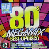 80s Megamix Best Of Disco (CD 2)