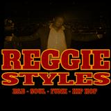 Reggie Styles Old Skool Hip Hop Blend