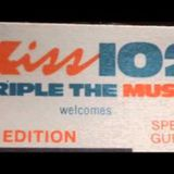 WCKZ KISS 102 Thunderstorm with Marvelous Marvin and Sly Douglas back in 1989