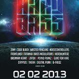 Zany & Code Black & Wasted Penguinz - Hard Bass 2013 (Team Blue)