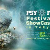 2016.02.06 YUTA@Psy Fi ShowCase in Tokyo with MATSURI DIGITAL