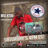 DJ ARCH Soulful House Mastermix (Mix #206) Scratchvision Radio