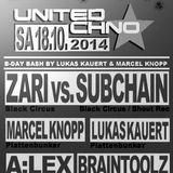 a:lex (RauteMusik.FM/Nachtschicht) Promo Mix 08-2014  PODCAST DJ SET