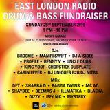 Nitr8 _ East London Radio dnb mix