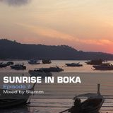 Sunrise in Boka EP. 7 Mixed by Stamm