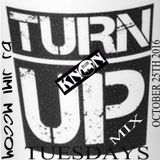 TURNUP TUES MIX KNON DJ JIMI M. OCT.25 2016 THROWBACK HIPHOP AND RnB AND LATIN RAP