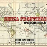 SENZA FRONTIERE - WALKABOUTITALIA: VIAGGIO A PIEDI DALLA SICILIA AL PIEMONTE