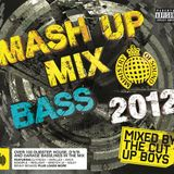 MOS - MASH UP MIX BASS 2012 (CD1) - Mixed By The Cut Up Boys