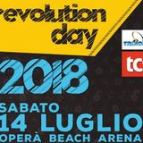 Revolution Day, revival party, Fab demo @ Arena Disco 2018 07 14