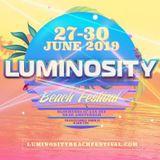 Para X live @ Luminosity Beach Festival on 29-07-2019