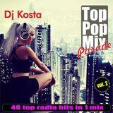 DJ Kosta - Top Pop Mix Parade Vol 2 (Section Party Mixes)