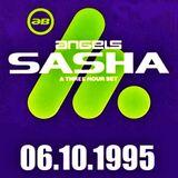 Sasha @ Angels Burnley - 10.06.1995