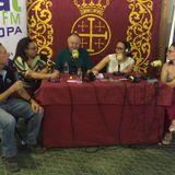 Arahal al día de radio (24/05/2017) Participación de Araceli Martín, delegada de Salud.