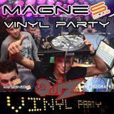"DJ Quiz ""Vinyl Party"" Magnes Wtórek 2015.11.21"
