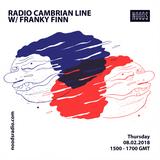 Radio Cambrian Line W/ Franky Finn: 08-02-18