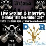 The Rock Out 11th December 2017 with Vichama LIVE