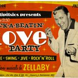 ROCK-A-BILLY LOVE PARTY - ultimate collection