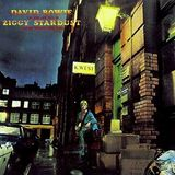 "28.01.16 Plateprat - ""Ziggy Stardust"" av David Bowie"