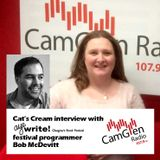 Cat's Cream interview with Bob McDevitt, 1 Mar 2017