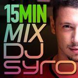 15Min Mix - Ponos Mix - Dj Syro (75 BPM) (pt.1)