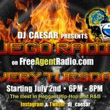 Fuego Radio Show #1