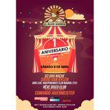 Rêve Disco Club - Sesion 1er Aniversario La Mujer Barbuda