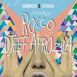 Djeff Afrozila @ The Djoon Experience, Djoon, Friday February 8th, 2013