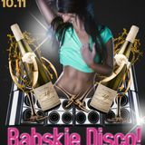 Grëco - Babskie Disco [Zakończenie Imprezy] 10/11/18 @Jagiellońska Cafe&Cocktail Bar Żywiec