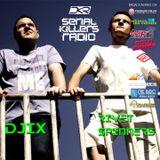 DKR Serial Killers 102 (DJIX & Rivet Spinners)