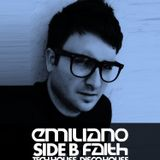 Emiliano Faith - Side B #1 (May 2013) (Tech House / Disco House)