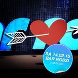 Live at Bar Rossi 14.02.15 <3