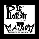 Claudio Di Rocco @ Le Plaisir Club 31 10 1996