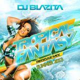DJ Blazita - Tropical Fantasy Reggae Mix Summer 2013
