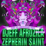 Djeff Afrozila Live at Djoon, France, Paris 11-04-2014