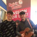 Sean and Conor Price - Live Music in Studio