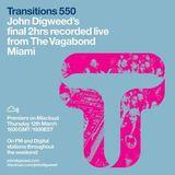 John Digweed - Transitions 550 (Live from the Vagabond, WMC 2014, Miami) - 12-Mar-2015
