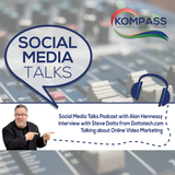 Episode #19 Social Media Talks Podcast interview with Steve Dotto from Dottotech.com