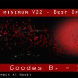 Goodes B - minuo minui minimum V22 - Best of...