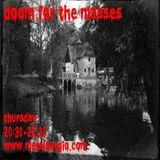 Doom For The Masses 15/12/2016
