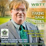 ROCing the Green with mayoral candidate Alex White