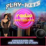 Play-hits-émission-du mercredi 05/11/2014