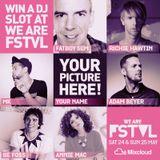 We Are FSTVL 2014 DJ Competition - 'Daniel Broadhurst'